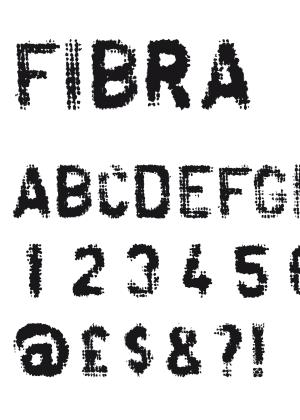 Font – Fibra