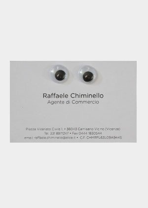 Business card – R.Chiminello