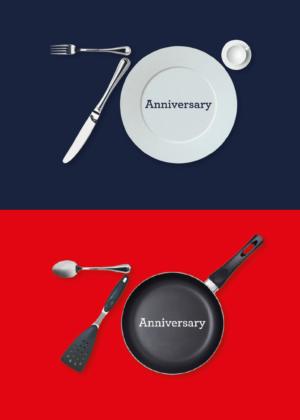 Tognana Porcellane – 70°Anniversario