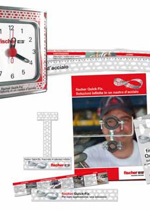 Fischer – Gadget linea Quick-Fix