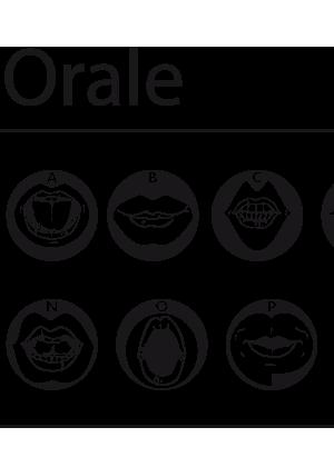 Font – Orale