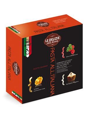 Casa Gusto – Kit Pasta