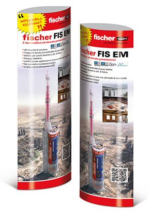 Fischer – Totem Espositore