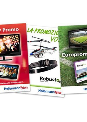 Hellermann Tyton – Volantini offerte promozionali